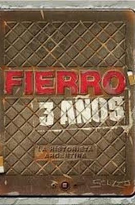 Fierro (segunda época) (Grapa 21 x 27 cms.) #36