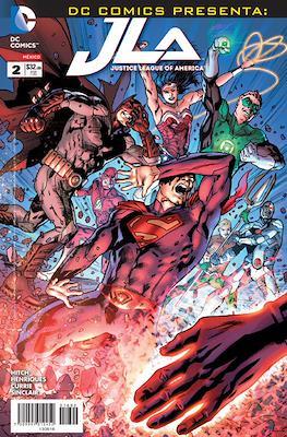 Justice League of America (Grapa) #2