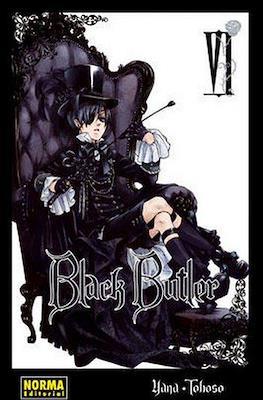 Black Butler (Rústica con sobrecubierta) #6