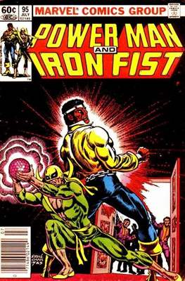 Hero for Hire / Power Man Vol 1 / Power Man and Iron Fist Vol 1 (Comic Book) #95