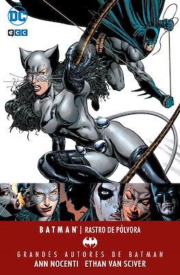 Grandes Autores de Batman: Ann Nocenti y Ethan Van Sciver. Rastro de pólvora