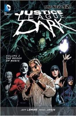Justice League Dark (Rustica) #2