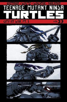 Teenage Mutant Ninja Turtles (Softcover) #23