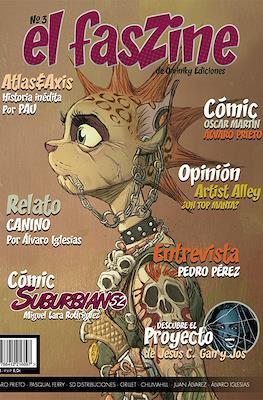 El Faszine de Ominiky Ediciones #3
