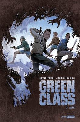Green Class (Cartoné 72 pp) #2