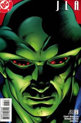 JLA Vol. 1 (1997-2006) (Comic-Book) #13