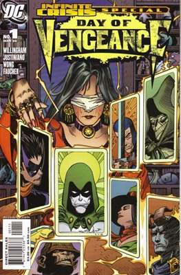 Day of Vengeance: Infinite Crisis Special (2006)