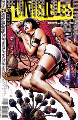 The Invisibles Vol. 2 (Comic-Book) #10