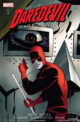 Daredevil by Mark Waid (Softcover) #3