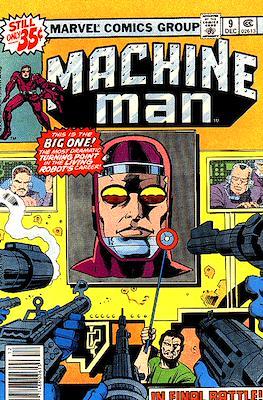 Machine Man Vol. 1 (Comic Book) #9