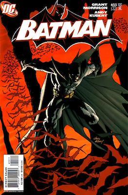 Batman Vol. 1 (1940-2011) (Comic Book) #655