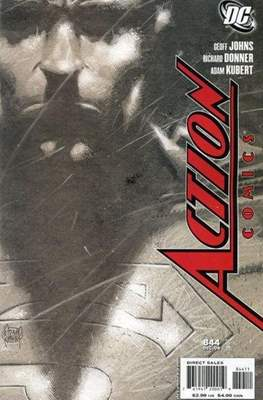 Action Comics Vol. 1 (1938-2011; 2016-) (Comic Book) #844