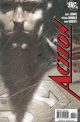 Action Comics Vol. 1 (1938-2011; 2016-) (Comic Book) #844