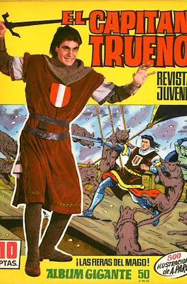 El Capitán Trueno. Album gigante #50