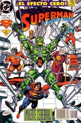 Superman (1993-1996) (Grapa, 48-72 páginas) #23