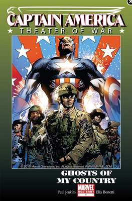 Captain America: Theater of War #3