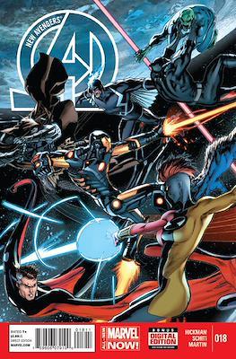 New Avengers Vol. 3 (2013 -2015 ) (Comic-Book) #18