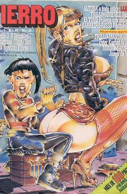 Fierro (Grapa (1984-1992) Primera época) #38