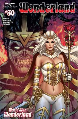 Grimm Fairy Tales presents Wonderland (Comic Book) #50