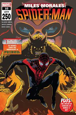Miles Morales: Spider-Man (2018) (Comic Book) #10