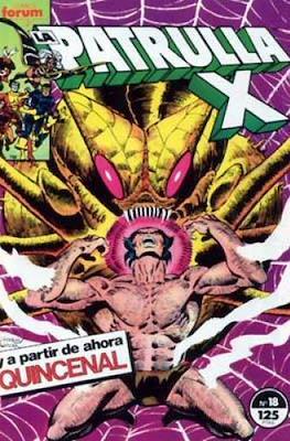 La Patrulla X Vol. 1 (1985-1995) (Grapa) #18