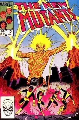 The New Mutants (Grapa) #12