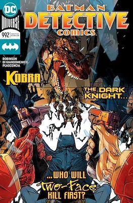 Detective Comics Vol. 1 (1937-2011; 2016-) (Comic Book) #992