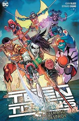 Teen Titans 2016 (Digital) #6