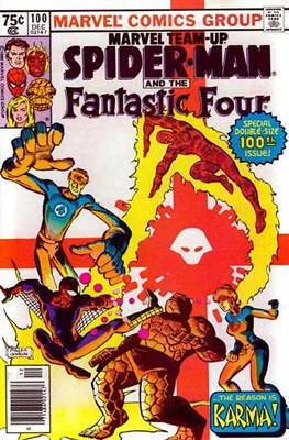 Marvel Team-Up Vol. 1 #100
