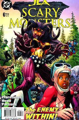 JLA: Scary Monsters (Grapa) #6