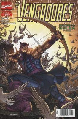 Los Vengadores vol. 3 (1998-2005) (Grapa. 17x26. 24 páginas. Color. (1998-2005).) #74
