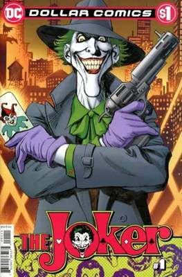 Dollar Comics The Joker #1