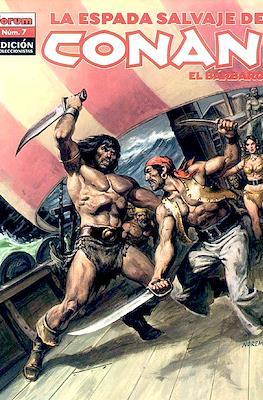 La Espada Salvaje de Conan el Bárbaro. Edición coleccionistas (Rústica 64 pp) #7