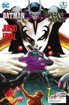 El Batman que ríe: Se alza el infierno (Grapa) #4