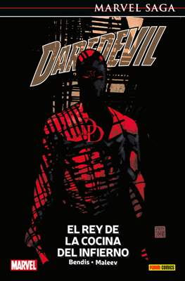 Marvel Saga: Daredevil (Cartoné) #10