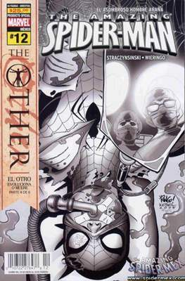 The Amazing Spider-Man (2005-2013) (Grapa) #12