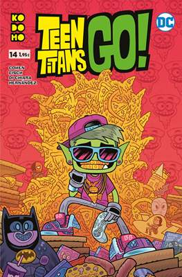 Teen Titans Go! (Grapa) #14