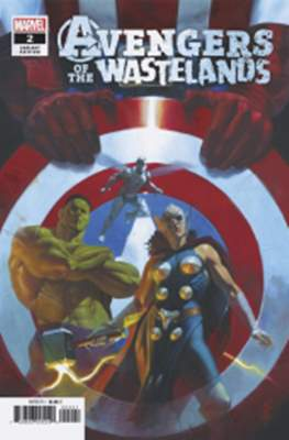Avengers of the Wastelands (Variant Cover) (Comic Book) #2
