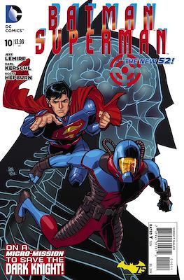 Batman / Superman (2013-2016) (Comic Book) #10