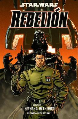 Star Wars. Rebelión (Rústica 128-104 pp) #1