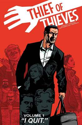 Thief of Thieves (Softcover) #1