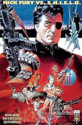 Nick Fury Vs Shield (Grapa) #1