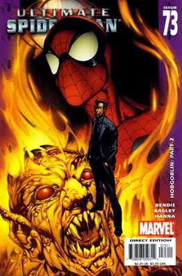 Ultimate Spider-Man (2000-2009; 2011) (Comic-Book) #73