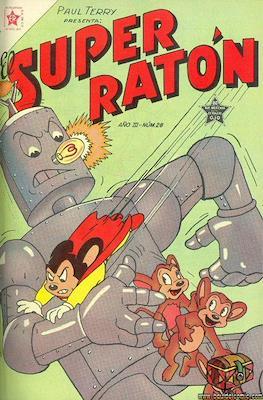 El Super Ratón (Grapa) #28