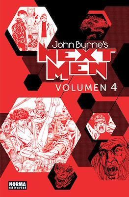 John Byrne's Next Men (Cartoné con sobrecubierta.) #4