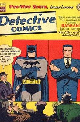 Detective Comics Vol. 1 (1937-2011; 2016-) (Comic Book) #159