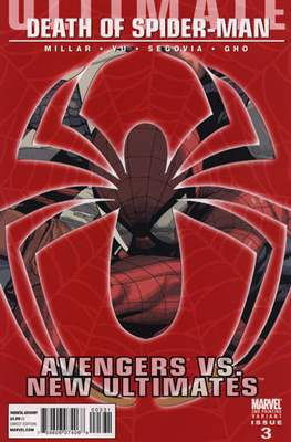 Ultimate Avengers vs. New Ultimates Vol. 1 (Variant Covers) (Comic Book) #3.1