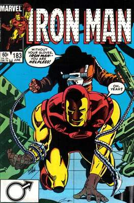 Iron Man Vol. 1 (1968-1996) (Comic book) #183