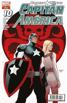 Capitán América Vol. 8 (2011-) (Grapa) #81