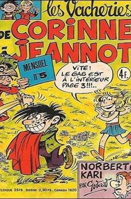 Les Vacheries de Corinne à Jeannot (Broche pocket 132 pp) #5